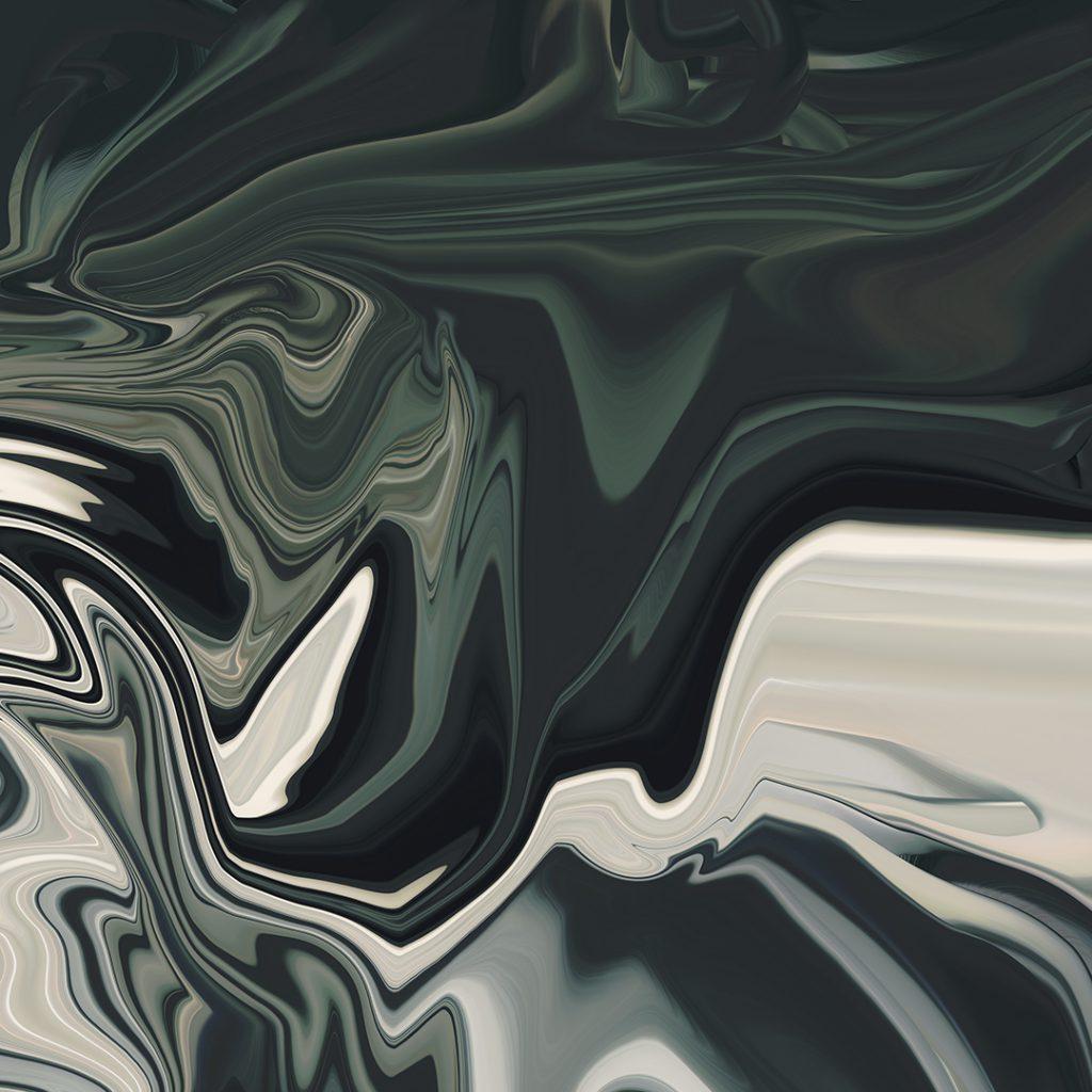 ABSTRACT_PORTRAITS_GRAY_FLUID_II_60x60