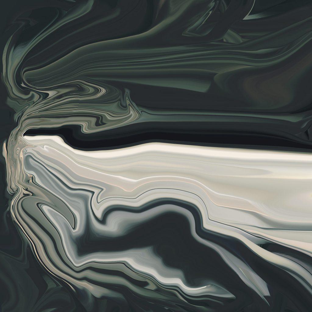 ABSTRACT_PORTRAITS_GRAY_FLUID_I_60x60